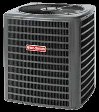 GOODMAN central heat pump (residential) - Model GSZ14